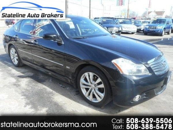 Infiniti Dealer Reading >> Used Infiniti M for Sale in Quincy, MA | U.S. News & World Report
