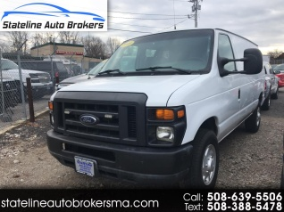 2008 ford e-350 super duty commercial