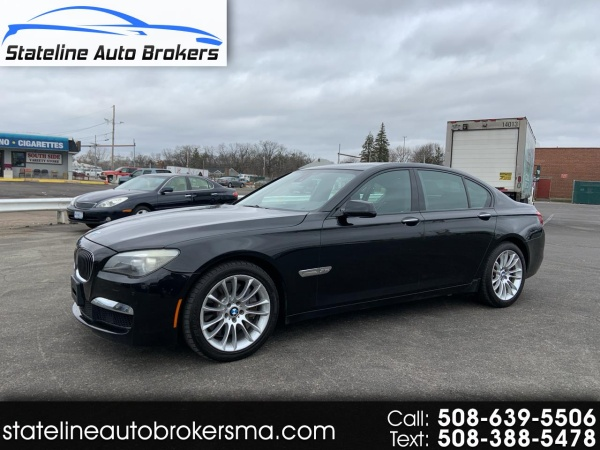 2010 BMW 7 Series in Attleboro, MA