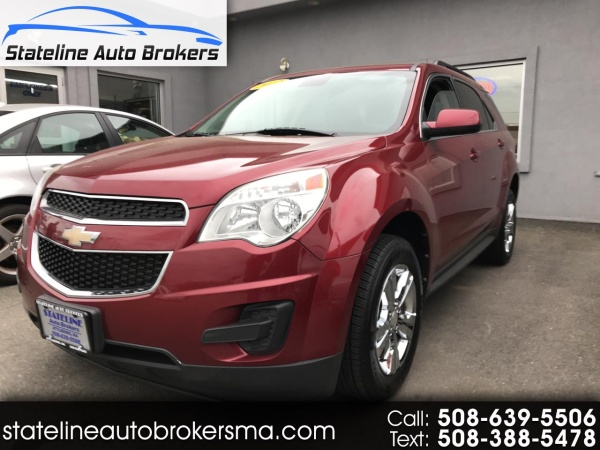 2012 Chevrolet Equinox in Attleboro, MA