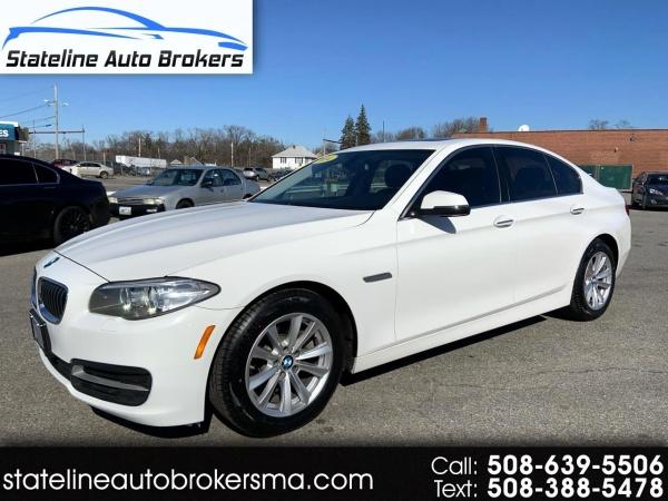 2014 BMW 5 Series in Attleboro, MA