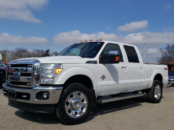 2012 Ford Super Duty F-250 in Fairfield, OH