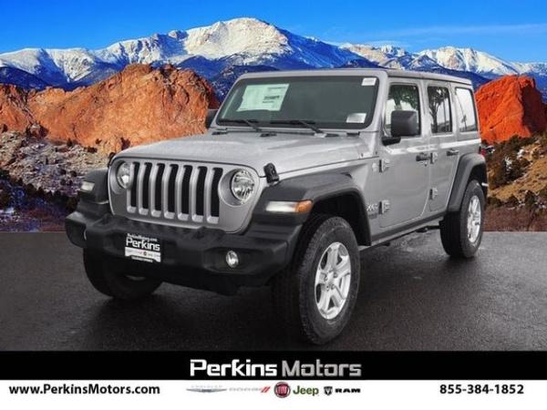 2019 Jeep Wrangler in Colorado Springs, CO