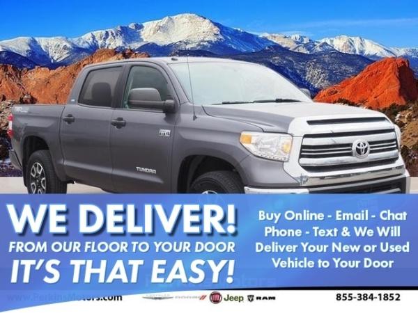 2017 Toyota Tundra in Colorado Springs, CO