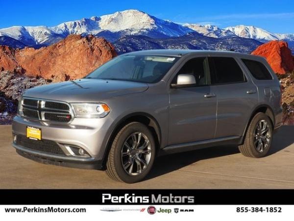 2017 Dodge Durango in Colorado Springs, CO
