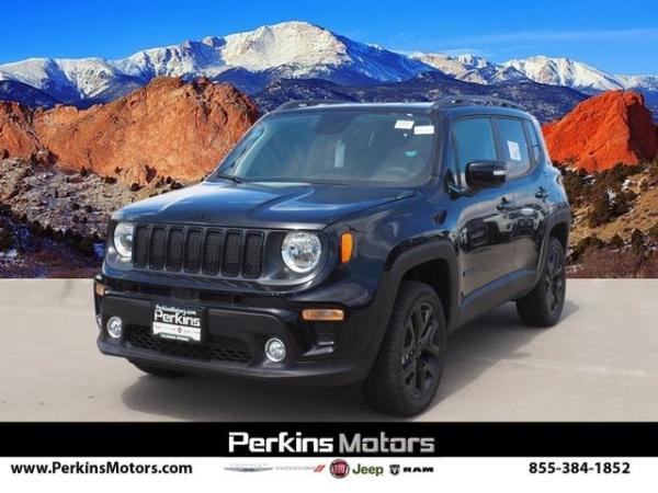 2019 Jeep Renegade in Colorado Springs, CO