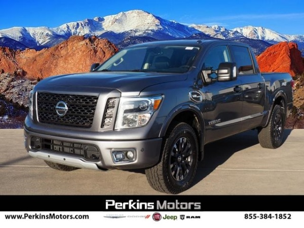 2017 Nissan Titan in Colorado Springs, CO