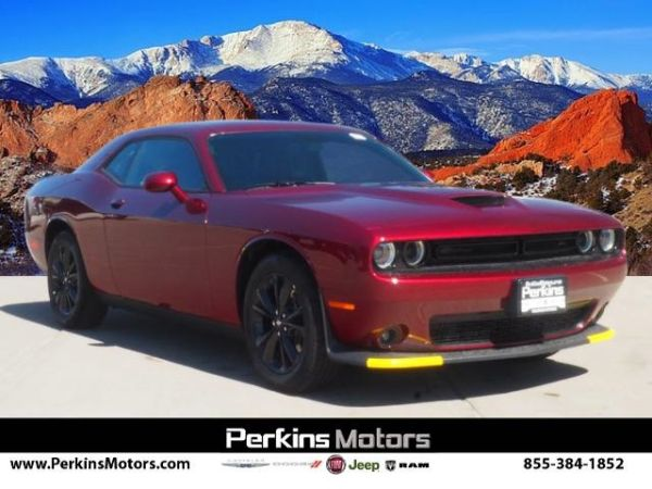 2020 Dodge Challenger in Colorado Springs, CO