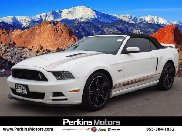 2013 Ford Mustang in Colorado Springs, CO