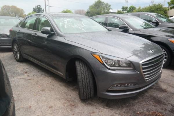 2016 Hyundai Genesis 3.8