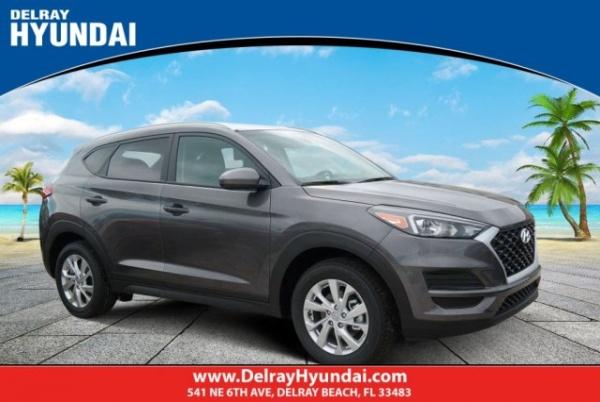 2020 Hyundai Tucson in Delray Beach, FL