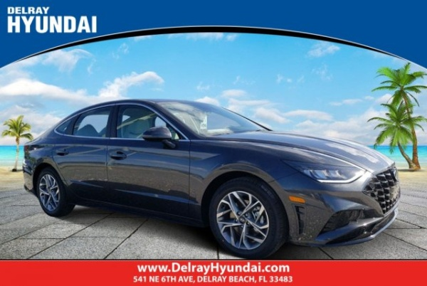 2020 Hyundai Sonata in Delray Beach, FL