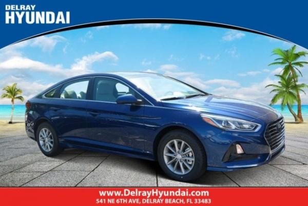2019 Hyundai Sonata in Delray Beach, FL