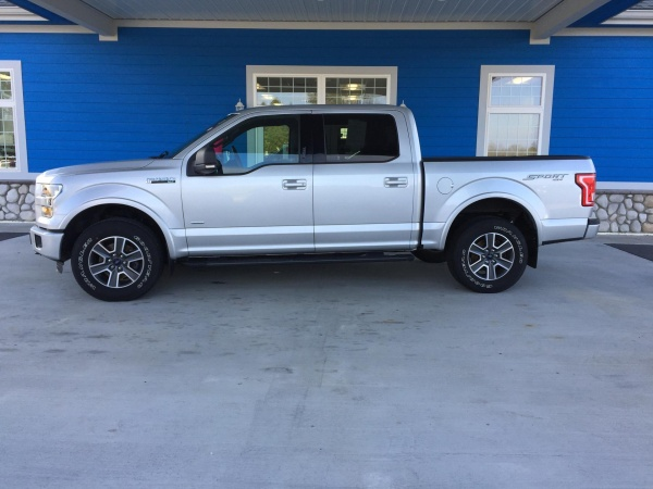 2015 Ford F-150 in Canton, NY