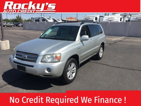 2006 Toyota Highlander in Mesa, AZ