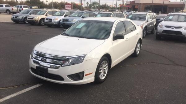 2012 Ford Fusion in Mesa, AZ