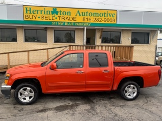 Used Gmc Canyons For Sale In Kansas City Mo Truecar