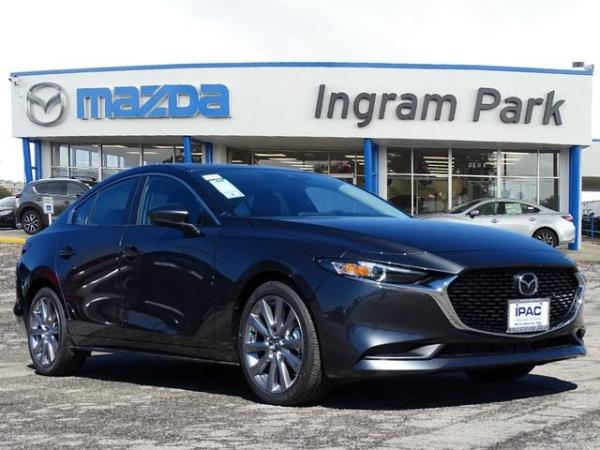 2020 Mazda Mazda3 in San Antonio, TX