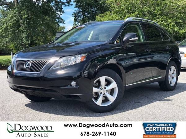 2010 Lexus RX in Fairburn, GA
