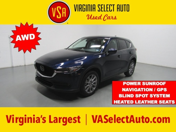 2019 Mazda CX-5 in Amherst, VA