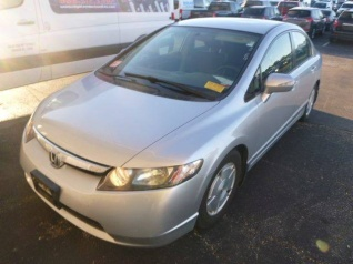 Used 2008 Honda Civic Hybrid With Navigation Sedan For Sale In Blue  Springs, MO