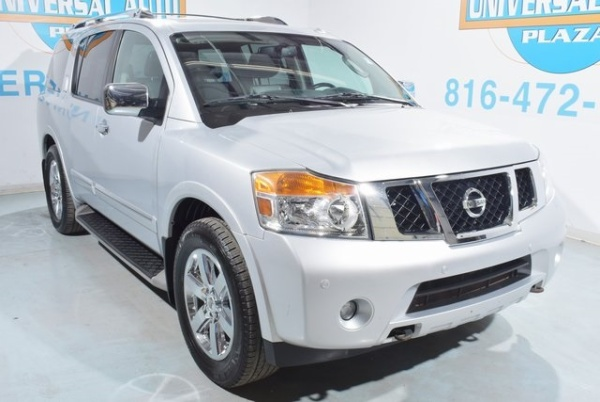 2011 Nissan Armada in Blue Springs, MO