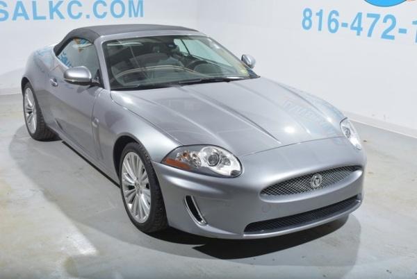 2011 Jaguar XK Convertible