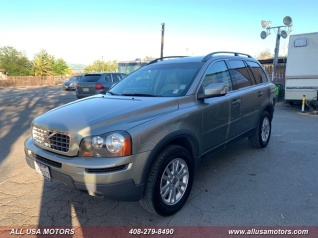 2008 Volvo Xc90 3 2l With Sunroof And 3rd Row Fwd For In San Jose