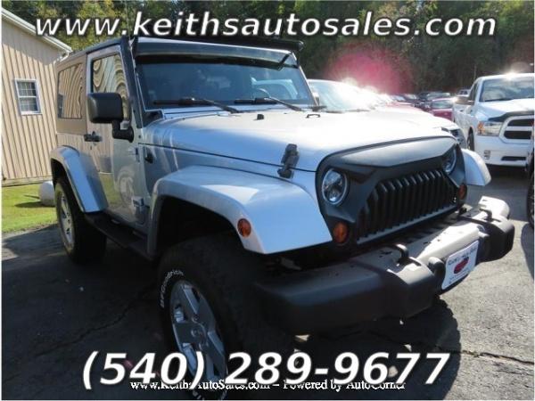 2007 Jeep Wrangler in Penn Laird, VA