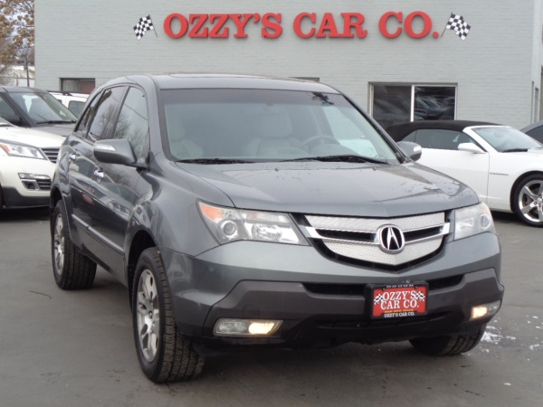 2008 Acura MDX with Technology Package