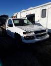 2012 Chevrolet Colorado WT Regular Cab Standard Bed 4WD for Sale in Castle Rock, CO