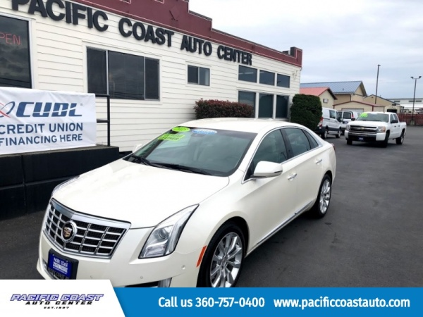 2015 Cadillac XTS Luxury