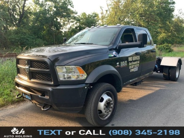 2018 Ram 5500 Chassis Cab in Hillside, NJ