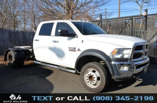 2016 Ram 5500 4wd Crew Cab 173 Wb 60 Ca Tradesman For In