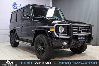 Used Mercedes Benz G Class For Sale In White Plains Ny 31 Used G