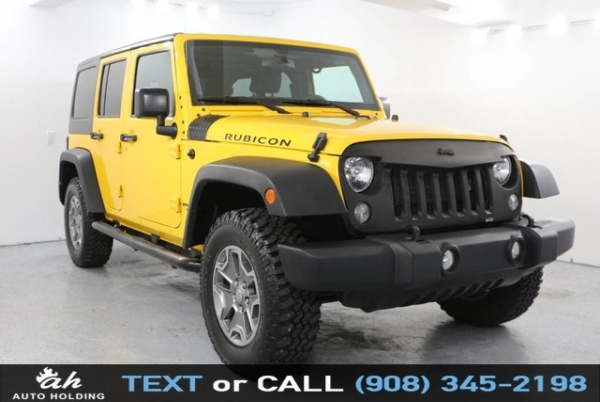 2015 Jeep Wrangler in Hillside, NJ