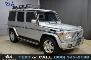 Used Mercedes-Benz G-Class for Sale | TrueCar
