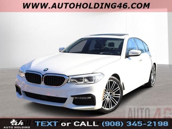 2017 BMW 5 Series in Hillside, NJ