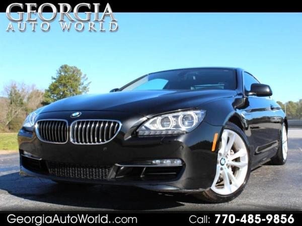 2012 BMW 6 Series in Marietta, GA