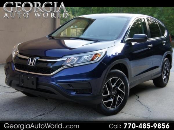 2016 Honda CR-V in Marietta, GA