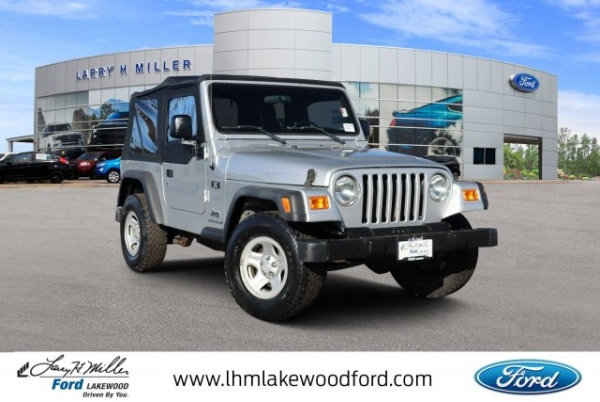 2005 Jeep Wrangler in Lakewood, CO