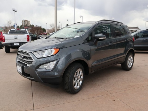 2020 Ford EcoSport in Lakewood, CO