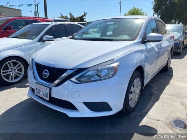 2017 Nissan Sentra in Visalia, CA