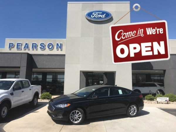 2020 Ford Fusion in Zionsville, IN