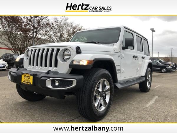 2019 Jeep Wrangler in Albany, OR