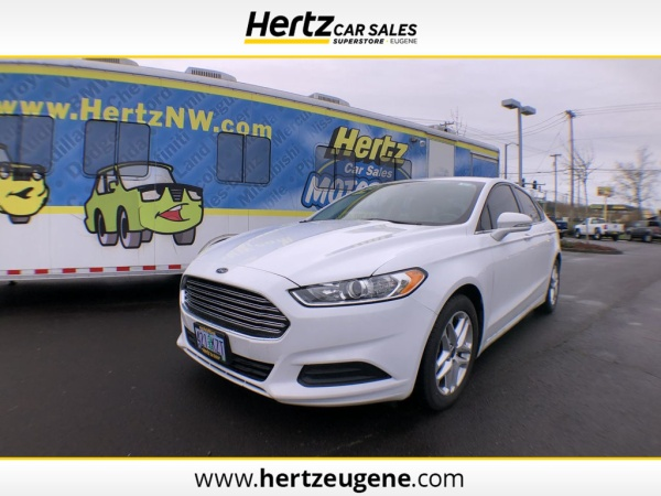 2016 Ford Fusion in Eugene, OR