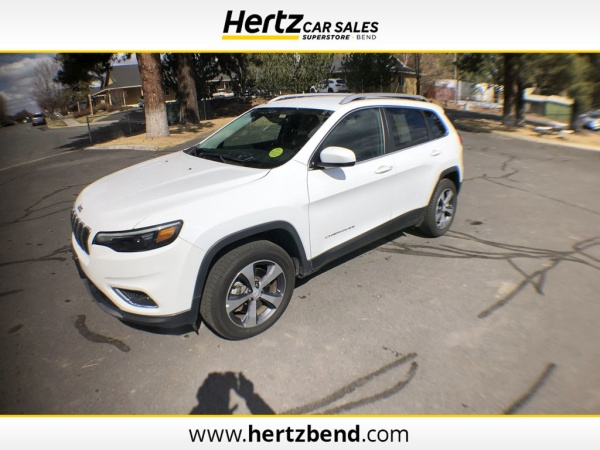2019 Jeep Cherokee in Bend, OR