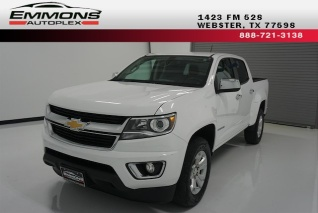 2015 Chevrolet Colorado LT Crew Cab Short Box 2WD Automatic for Sale in Webster, TX