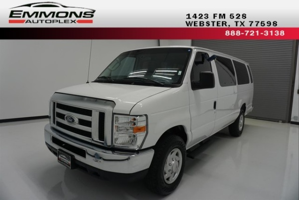 2014 Ford Econoline XLT