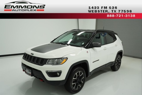 2019 Jeep Compass in Webster, TX